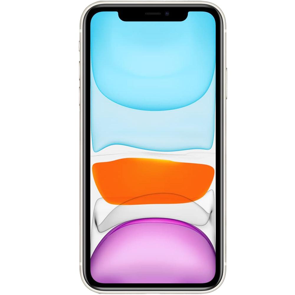 APPLE iPhone 11 Dual Sim eSim 64GB LTE 4G Alb 4GB RAM