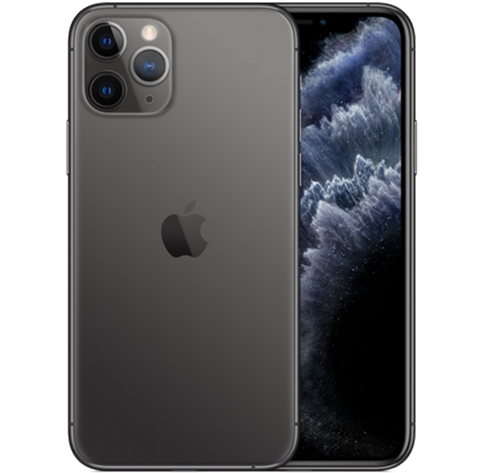 IPhone 11 Pro Physical Dual Sim 512GB LTE 4G Black 4GB RAM