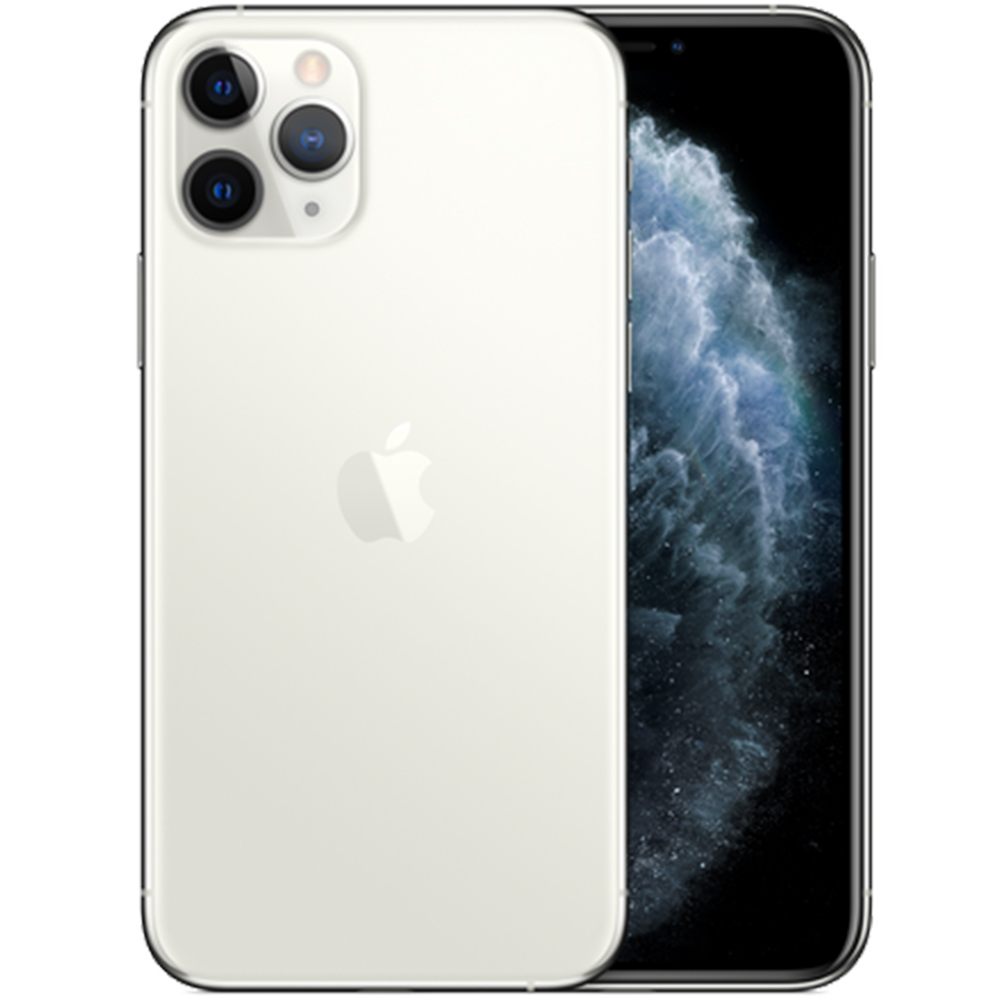 IPhone 11 Pro Max 256GB LTE 4G Silver 4GB RAM