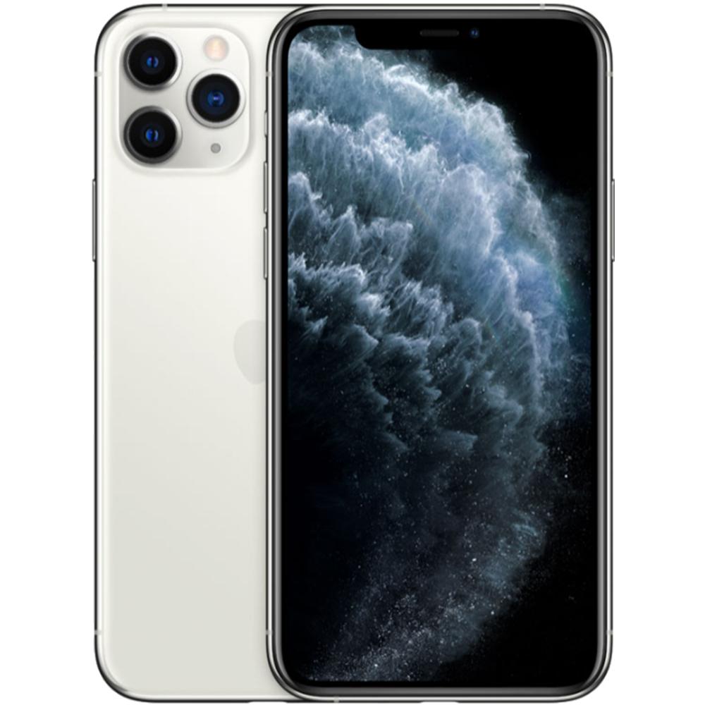 APPLE iPhone 11 Pro Max Dual Sim eSim 64GB LTE 4G Argintiu 4GB RAM