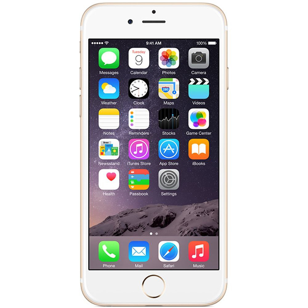 IPhone 6 32GB LTE 4G Gold