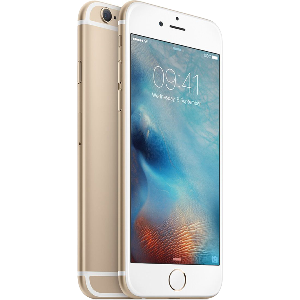 IPhone 6S 128GB LTE 4G Gold Factory Refurbished