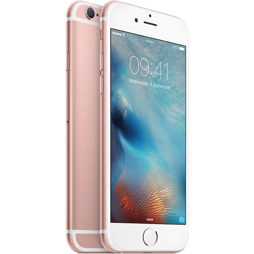 IPhone 6S 128GB LTE 4G Pink Factory Refurbished