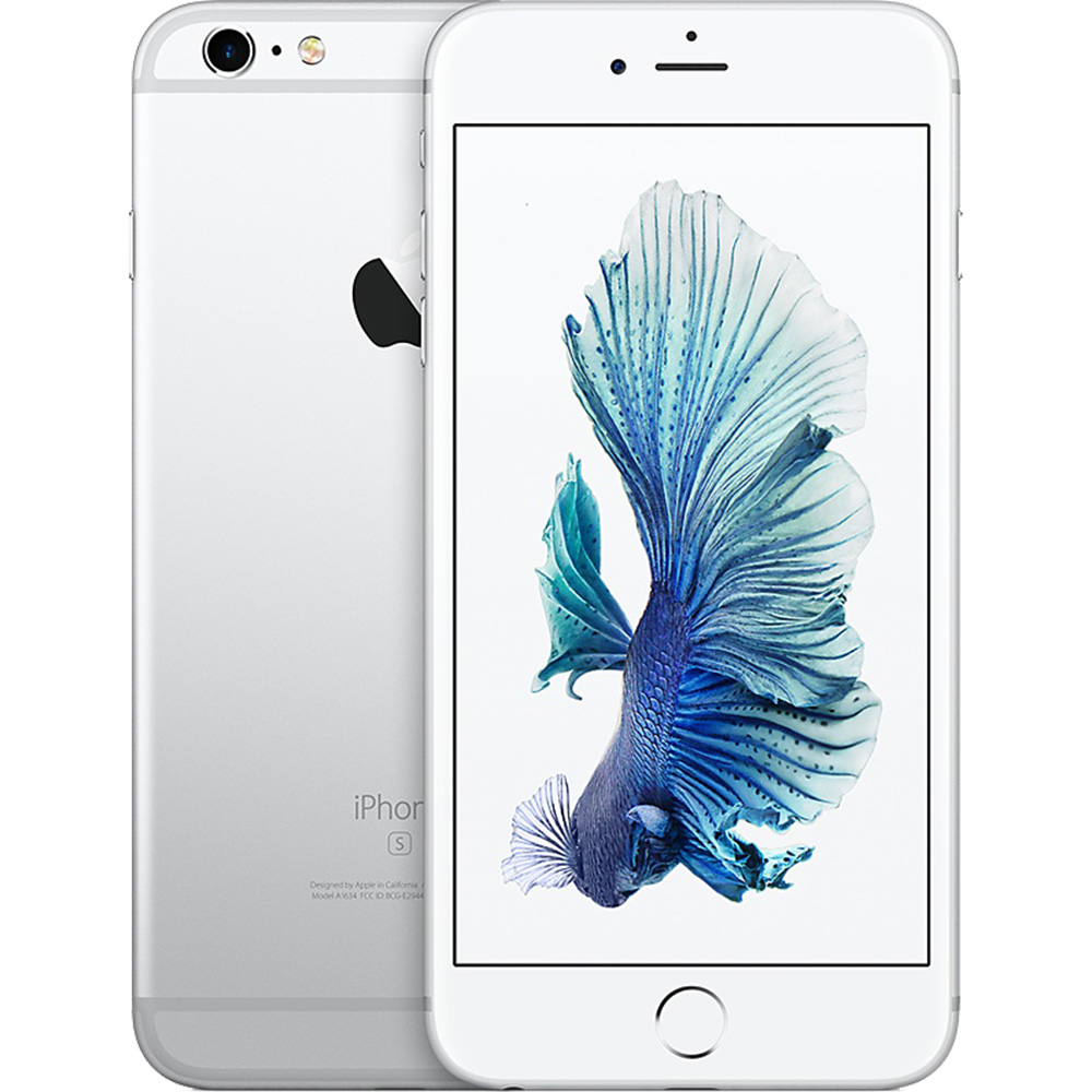 IPhone 6S   16GB LTE 4G Silver Factory Refurbished