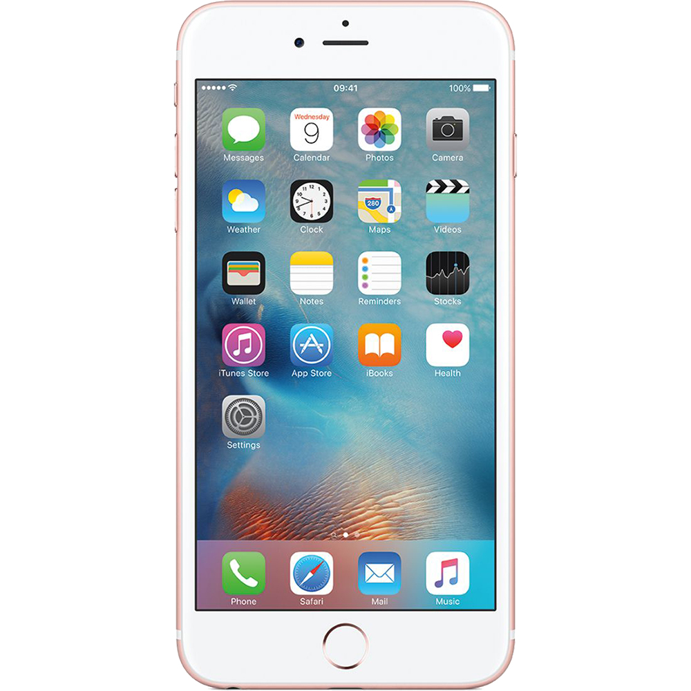 IPhone 6S   64GB LTE 4G Pink Factory Refurbished