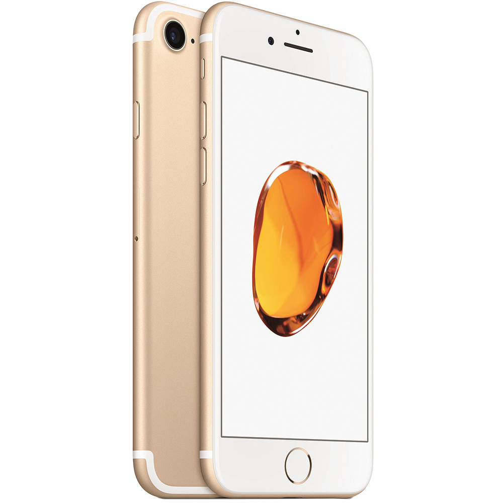 IPhone 7 128GB LTE 4G Gold Factory Refurbished