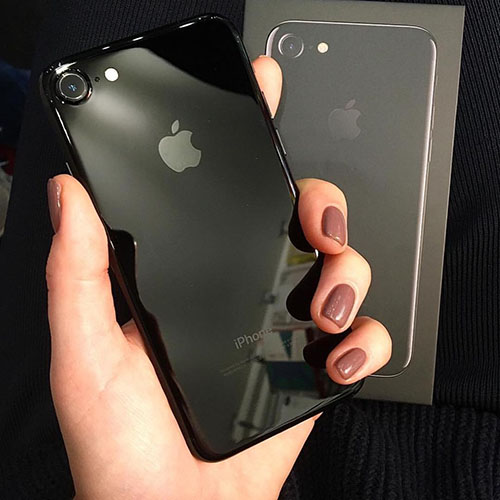 Mobile Phones IPhone 7 128GB LTE 4G Jet 141698 APPLE