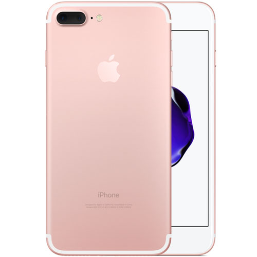 IPhone 7 Plus 128GB LTE 4G Pink 3GB RAM