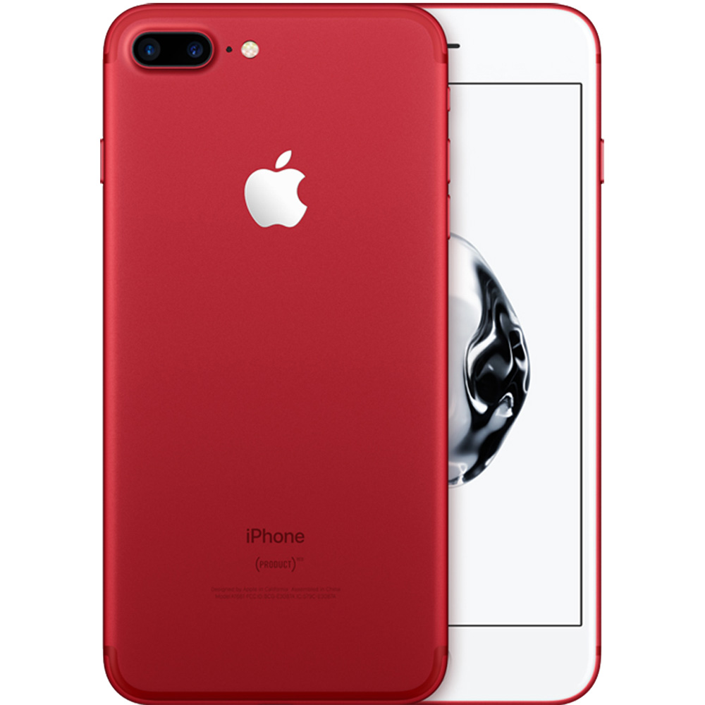 Mobile Phones IPhone 7 Plus 256GB LTE 4G Red Special Edition 3GB RAM  159343... - Quickmobile The Evolution Of The Mobile
