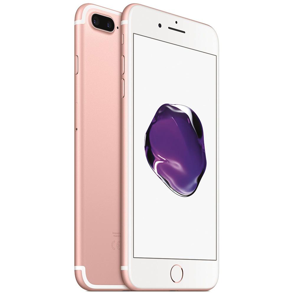 IPhone 7 Plus 256GB LTE 4G Pink Factory Refurbished 3GB RAM