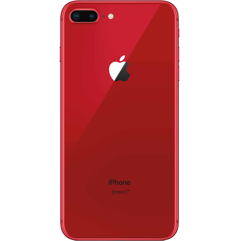 IPhone 8 Plus 256GB LTE 4G Red Special Edition 3GB RAM