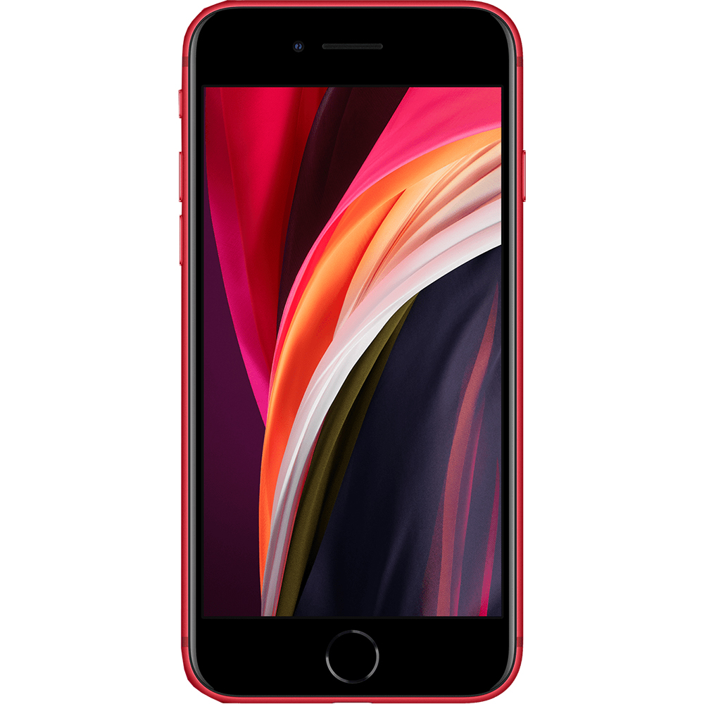 APPLE iPhone SE 2020 Dual Sim eSim 256GB LTE 4G Rosu 3GB RAM