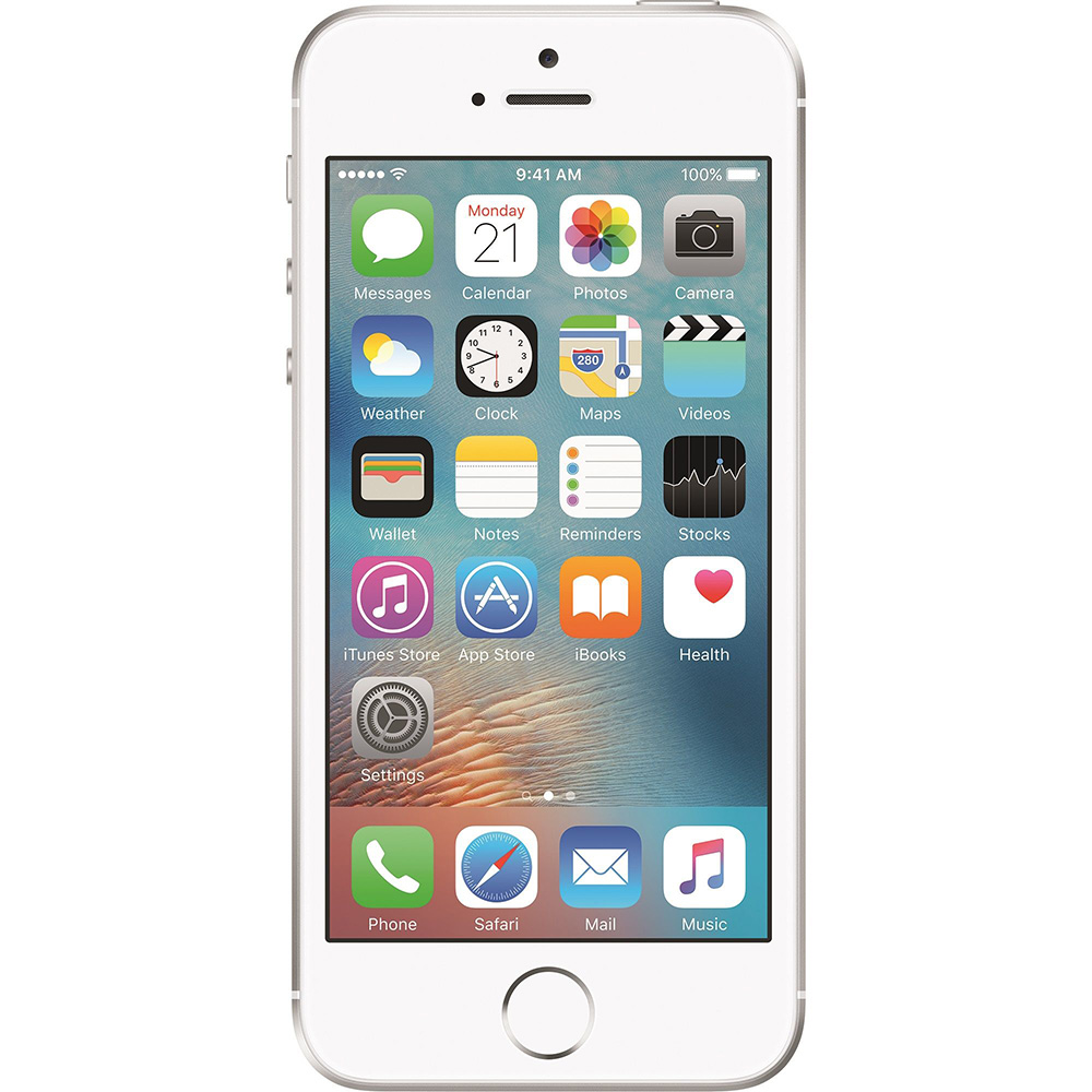 IPhone SE 32GB LTE 4G Silver