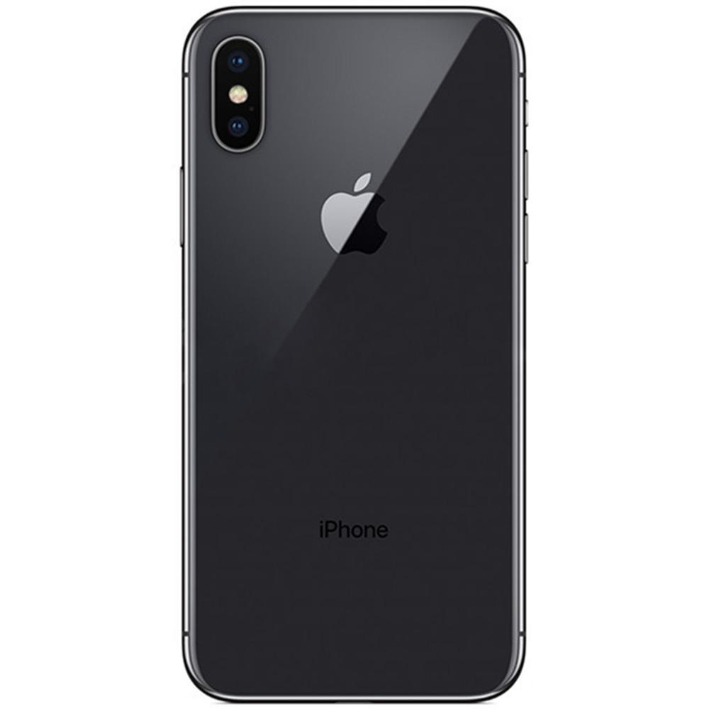 IPhone X 256GB LTE 4G Black Factory Refurbished 3GB RAM