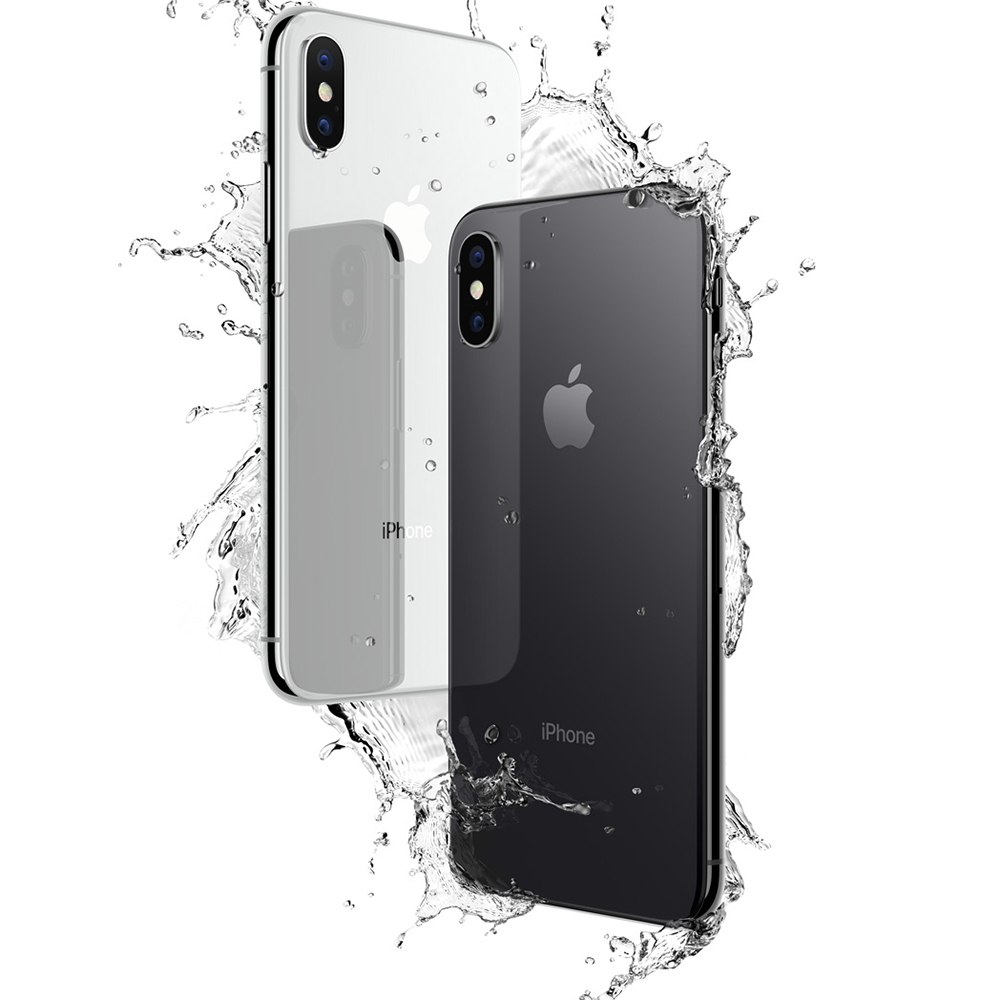 IPhone X 64GB LTE 4G Silver 3GB