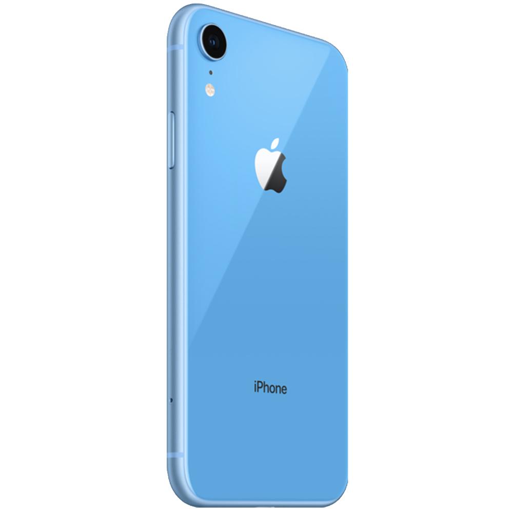 APPLE iPhone XR Dual Sim eSim 64GB LTE 4G Albastru 3GB RAM