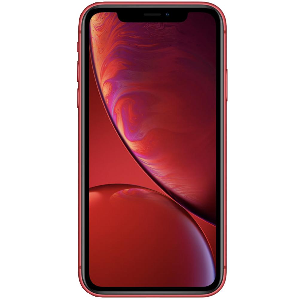 APPLE iPhone XR Dual Sim eSim 64GB LTE 4G Rosu 3GB RAM