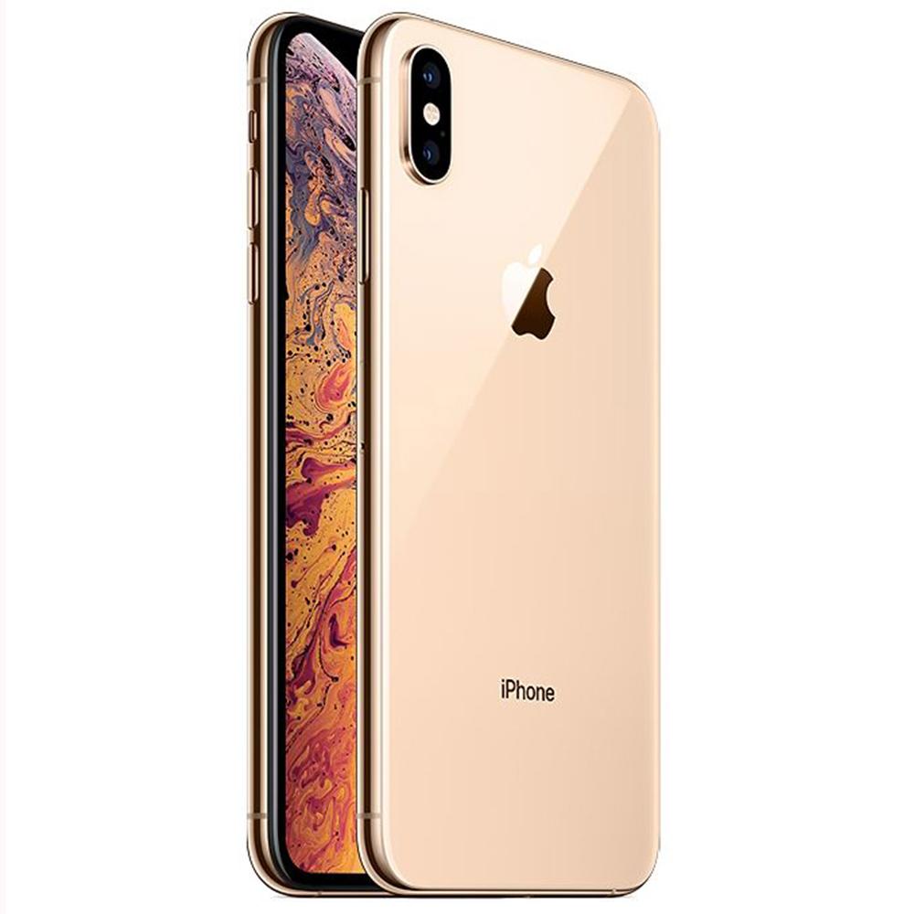 Mobile Phones IPhone Xs Max 256GB LTE 4G Gold 4GB RAM 197053