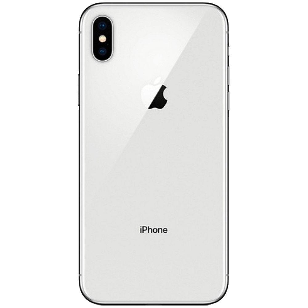 IPhone Xs Max 64GB LTE 4G Silver 4GB RAM