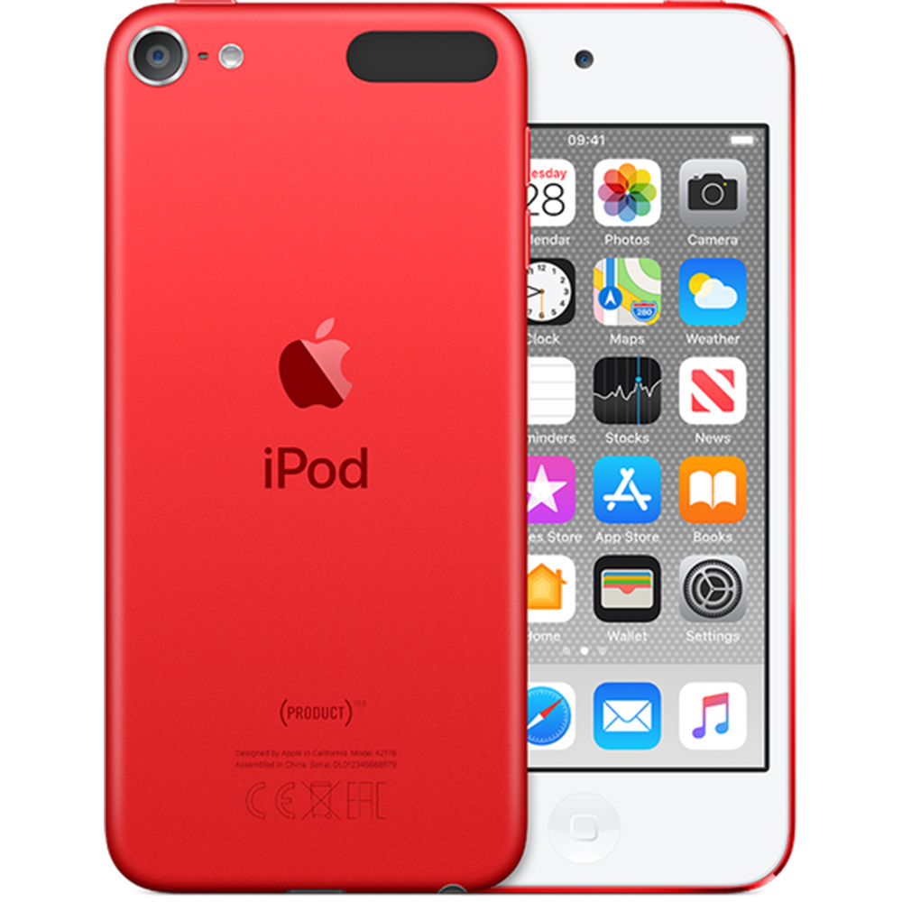 APPLE iPod Touch 7th Gen (2019) 32GB Rosu