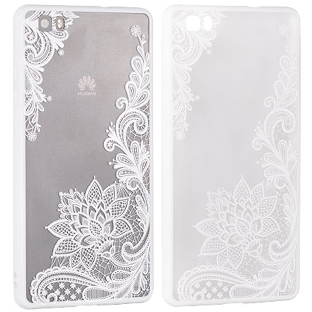 Phone Cases Lace Design 4 Back cover