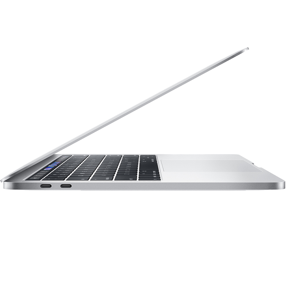 APPLE MacBook Pro 13 2019 Argintiu 256GB With Touch Bar MV992