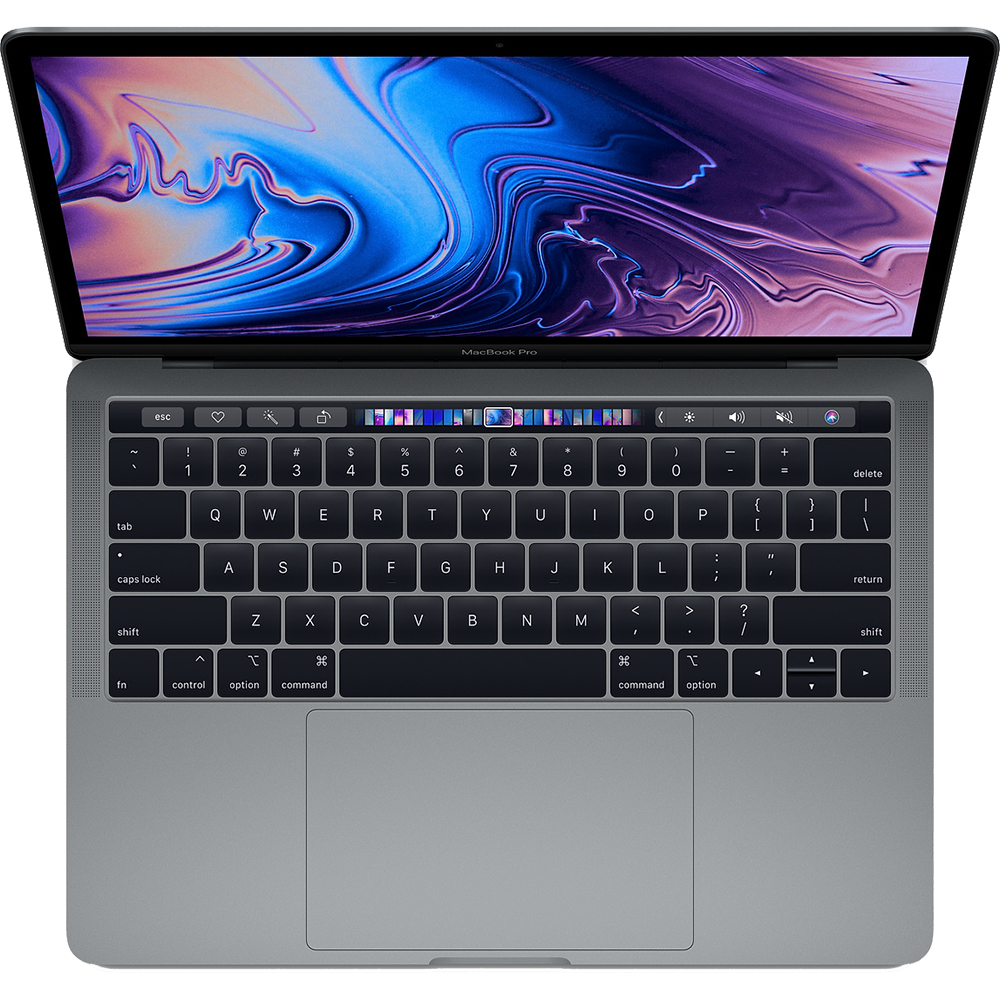 Laptops APPLE MacBook Pro 1 1 Gri 1GB With Touch Bar MV1