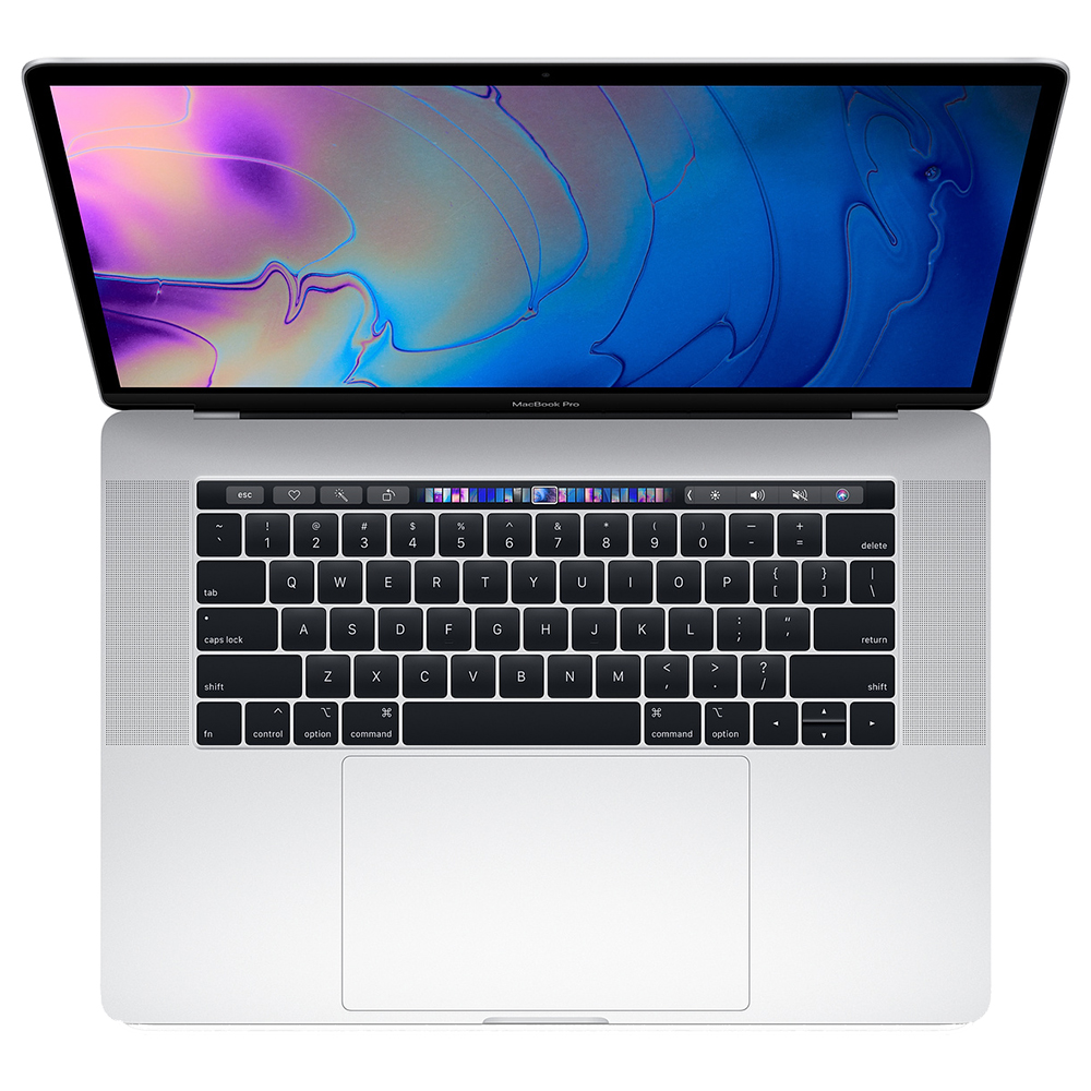 MacBook Pro 15 2019 Silver 512GB With Touch Bar