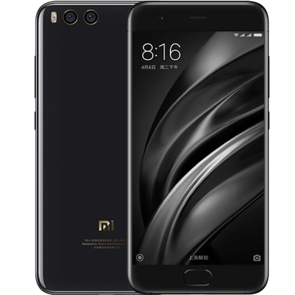 Mi 6 Dual Sim 128GB LTE 4G Black 6GB RAM