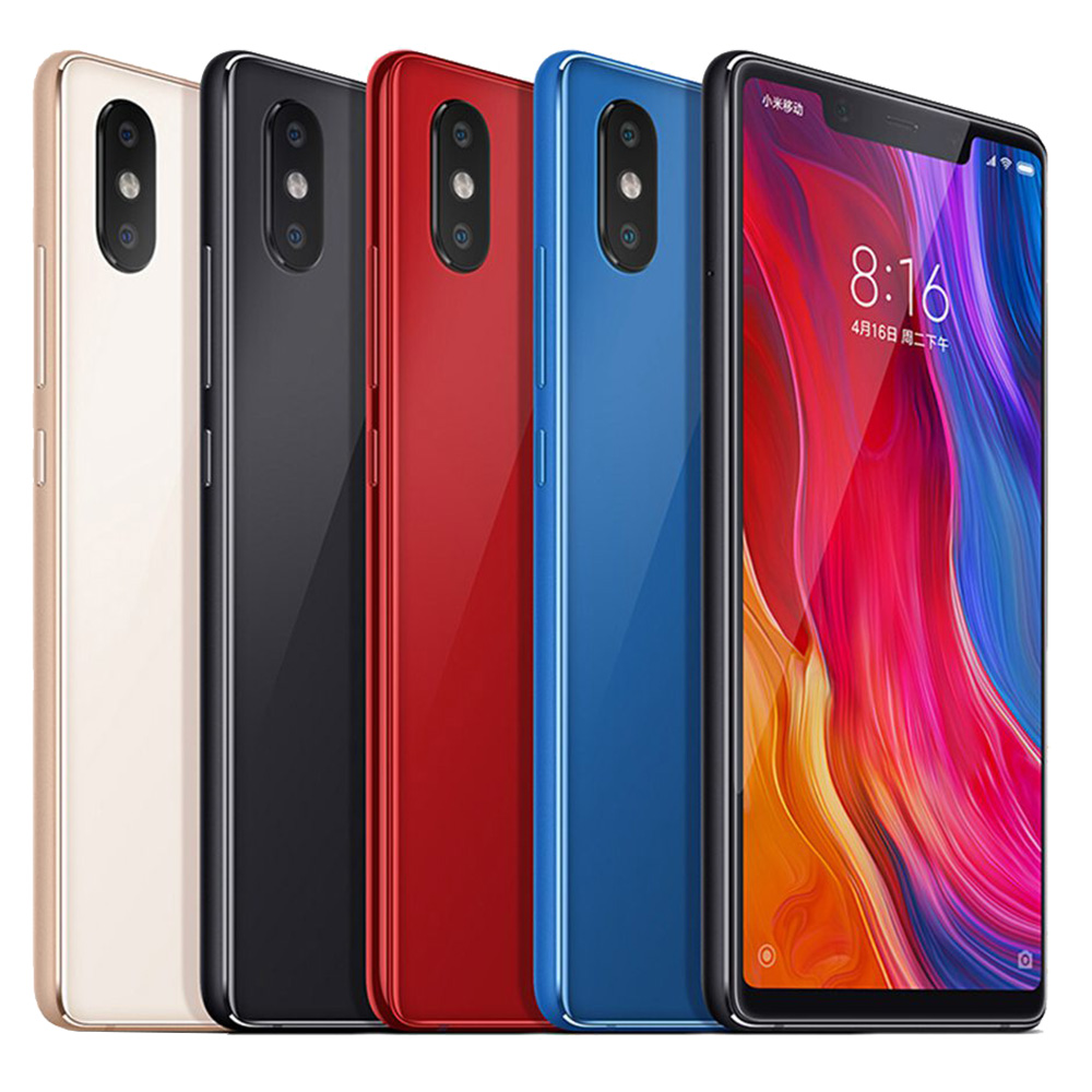 Mi 8 SE  Dual Sim 64GB LTE 4G Red  4GB RAM