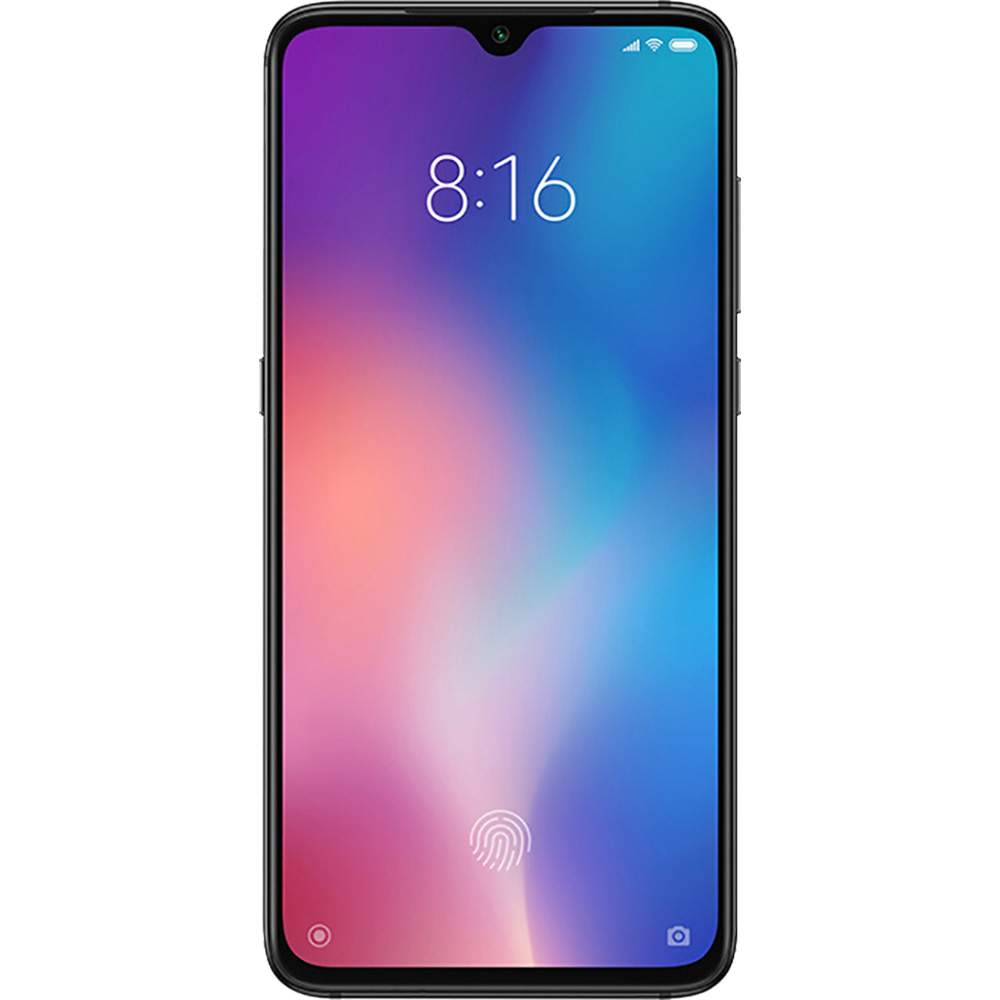 Mi 9  Dual Sim 128GB LTE 4G Black  6GB RAM