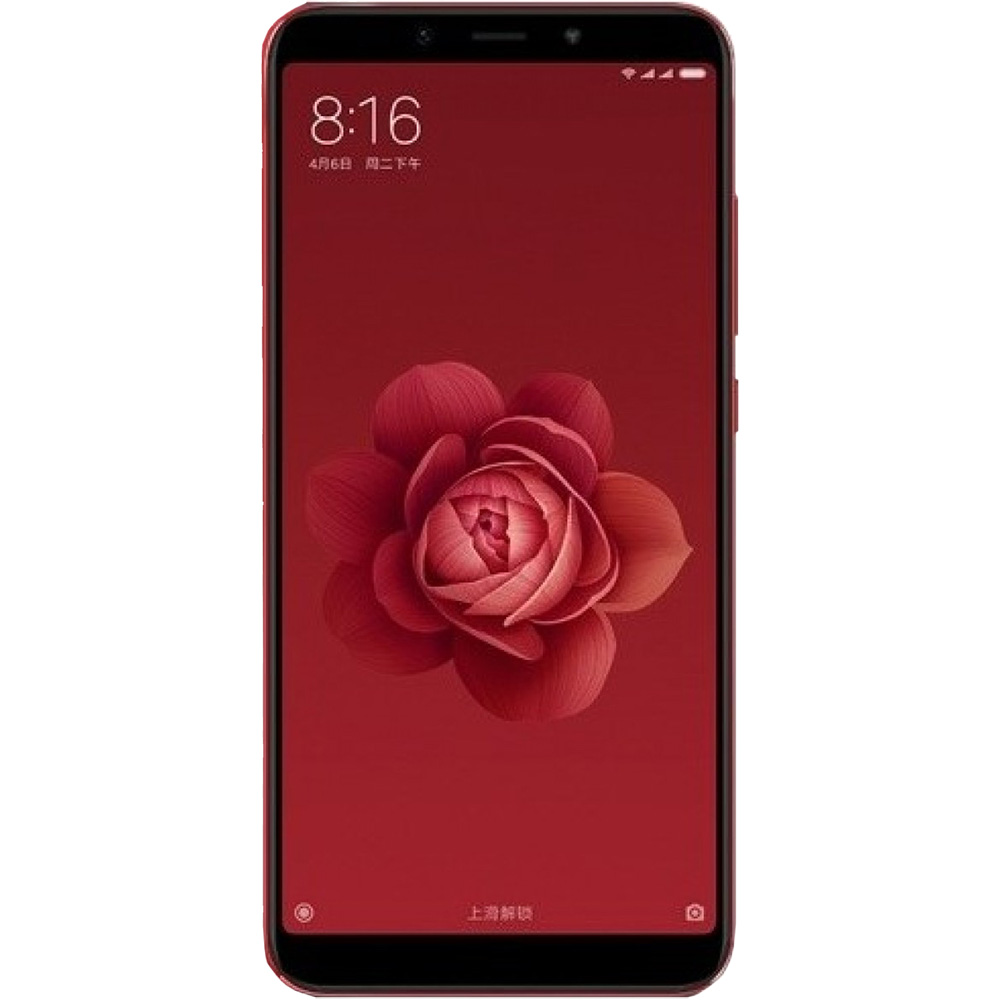 Mi A2  Dual Sim 64GB LTE 4G Red  4GB RAM