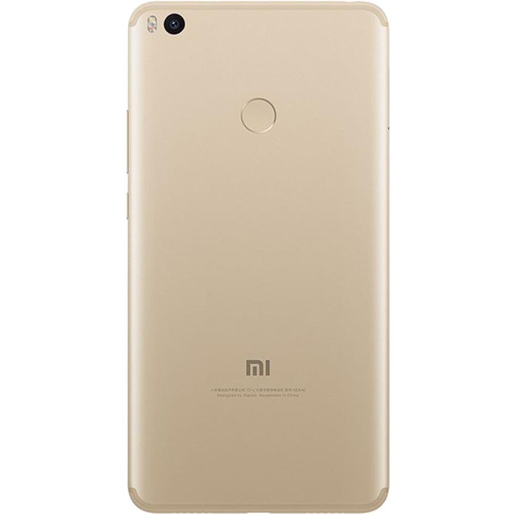 Mi Max 2 Dual Sim 128GB LTE 4G Gold 4GB RAM