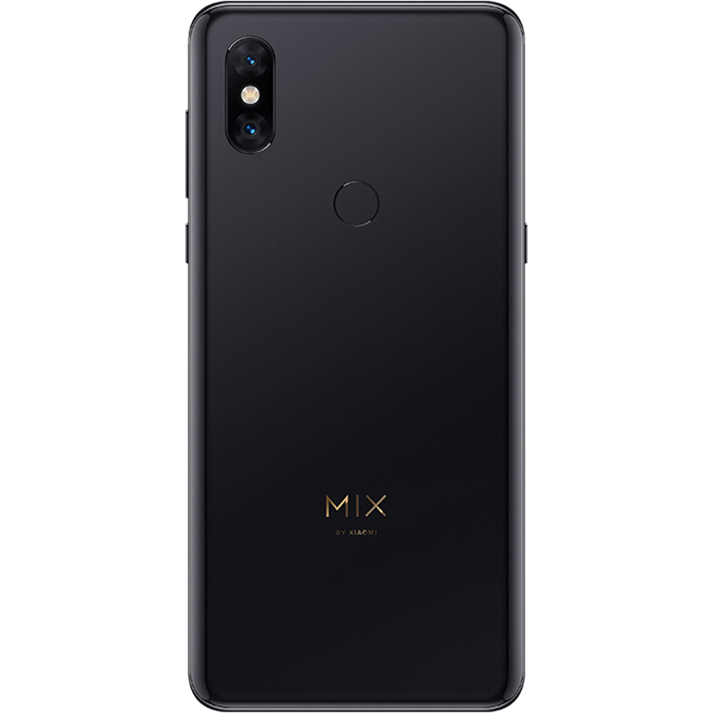 Mi Mix 3  Dual Sim 128GB LTE 4G Black  6GB RAM