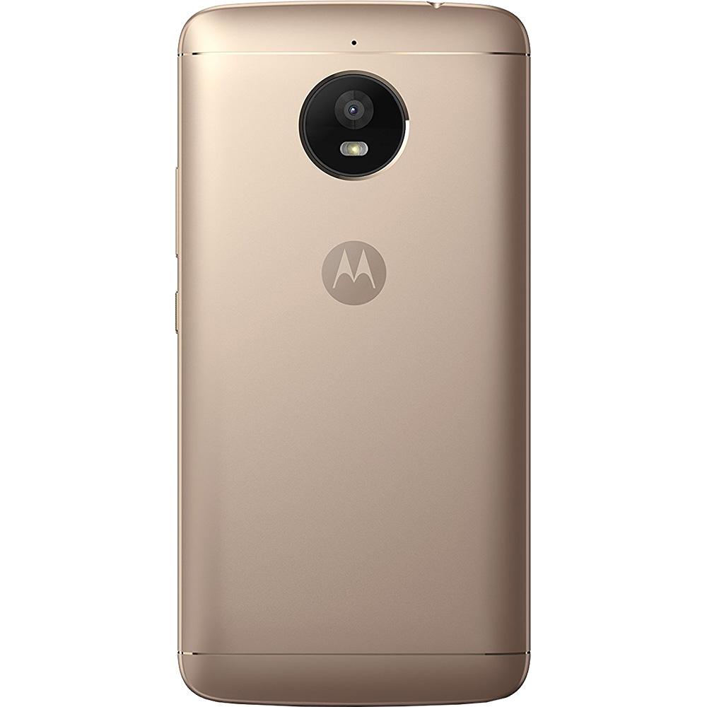 Mobile Phones Moto E4 Plus Dual Sim 32GB LTE 4G Gold 3GB RAM