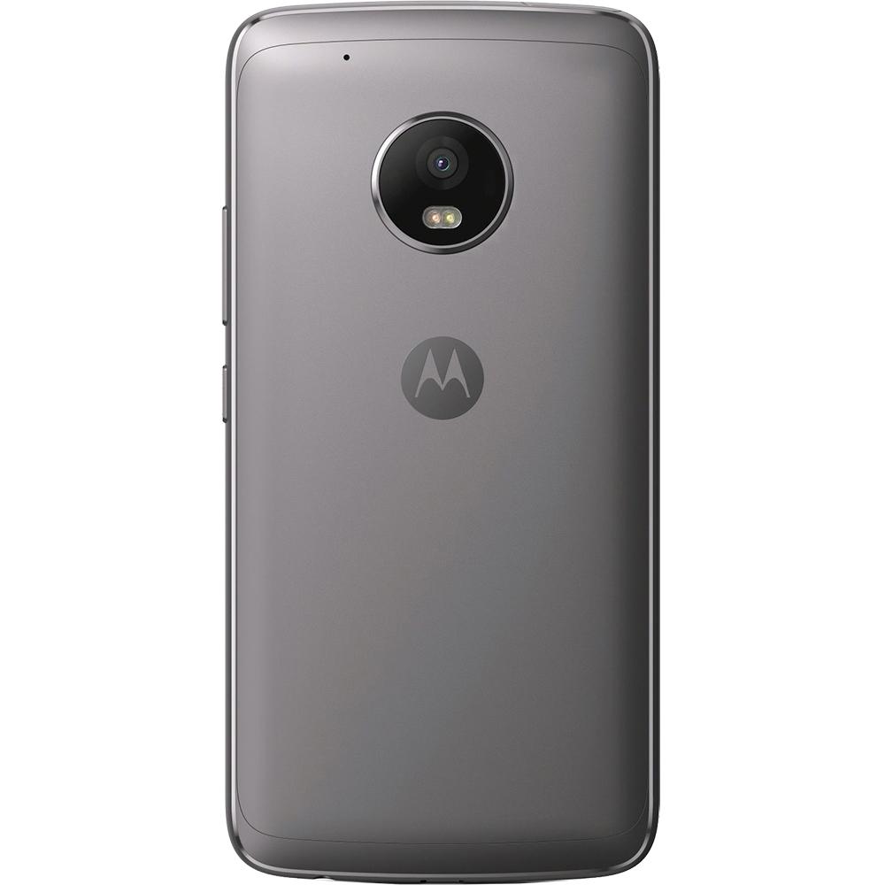 Mobile Phones Moto G5S Plus Dual Sim 64GB LTE 4G Grey 4GB