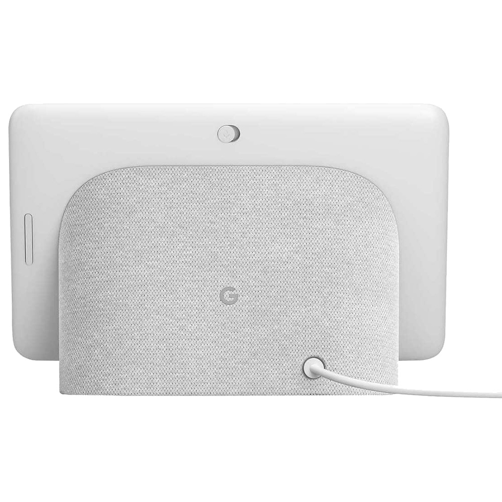 GOOGLE Nest Hub + Google Asistent Personal Alb