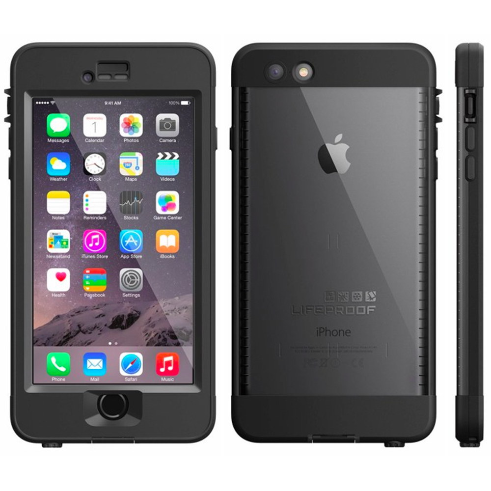 Back cover Black APPLE iPhone 6 Plus