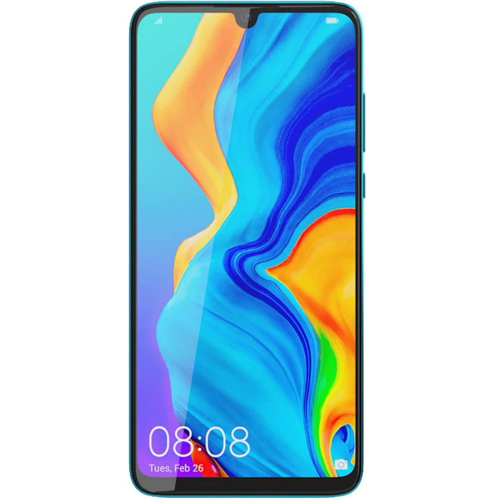 Mobile Phones P30 Lite Dual Sim 128GB LTE 4G Blue 6GB RAM 202443