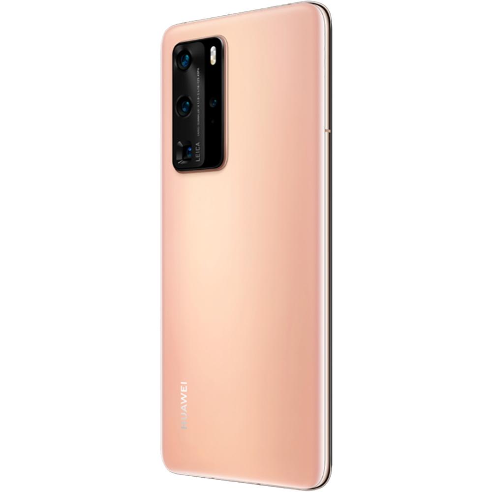 HUAWEI P40 Pro Dual Sim Fizic 256GB 5G Auriu Blush Gold 8GB RAM