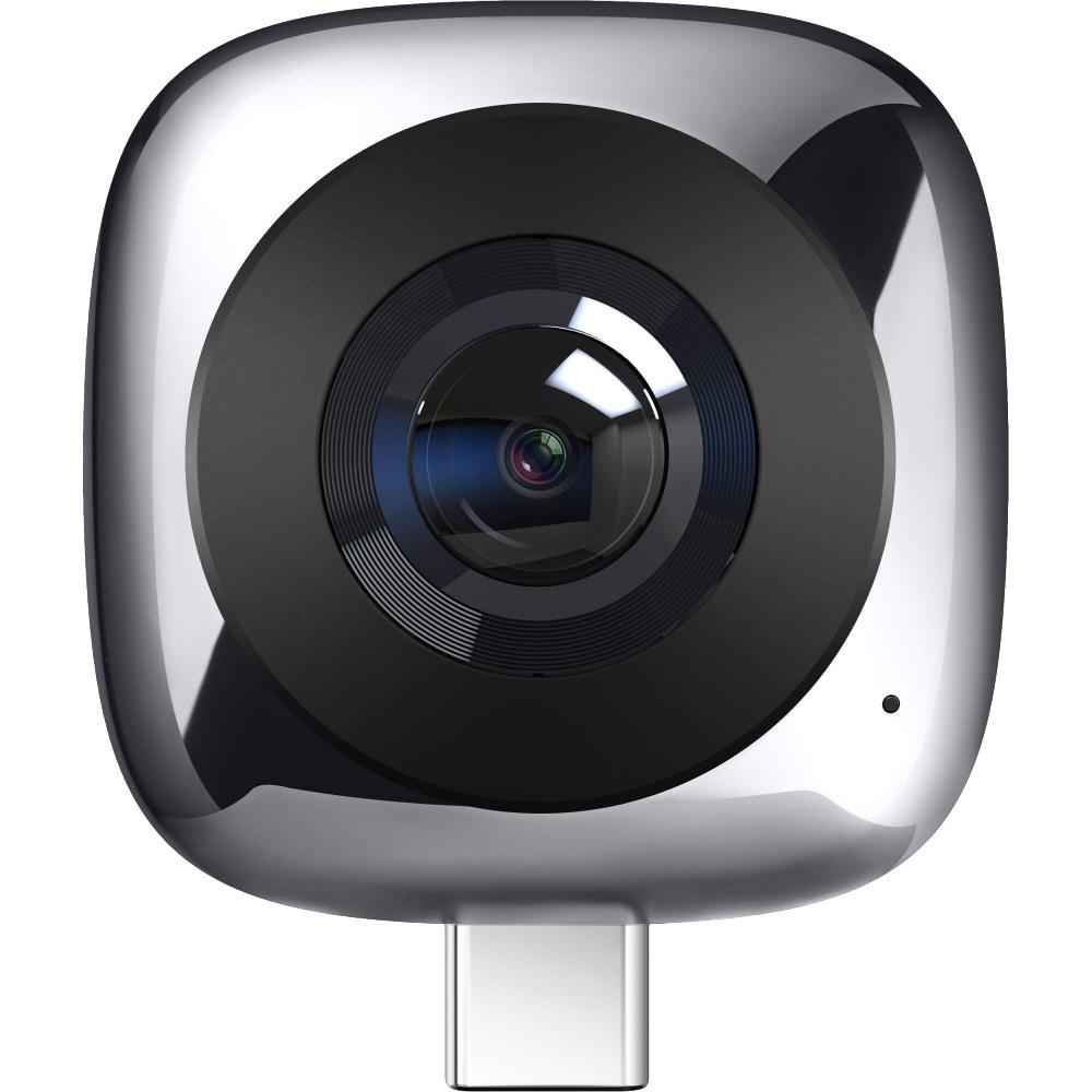 Grey  Camera Sport & Outdoor Panoramic CV60 360