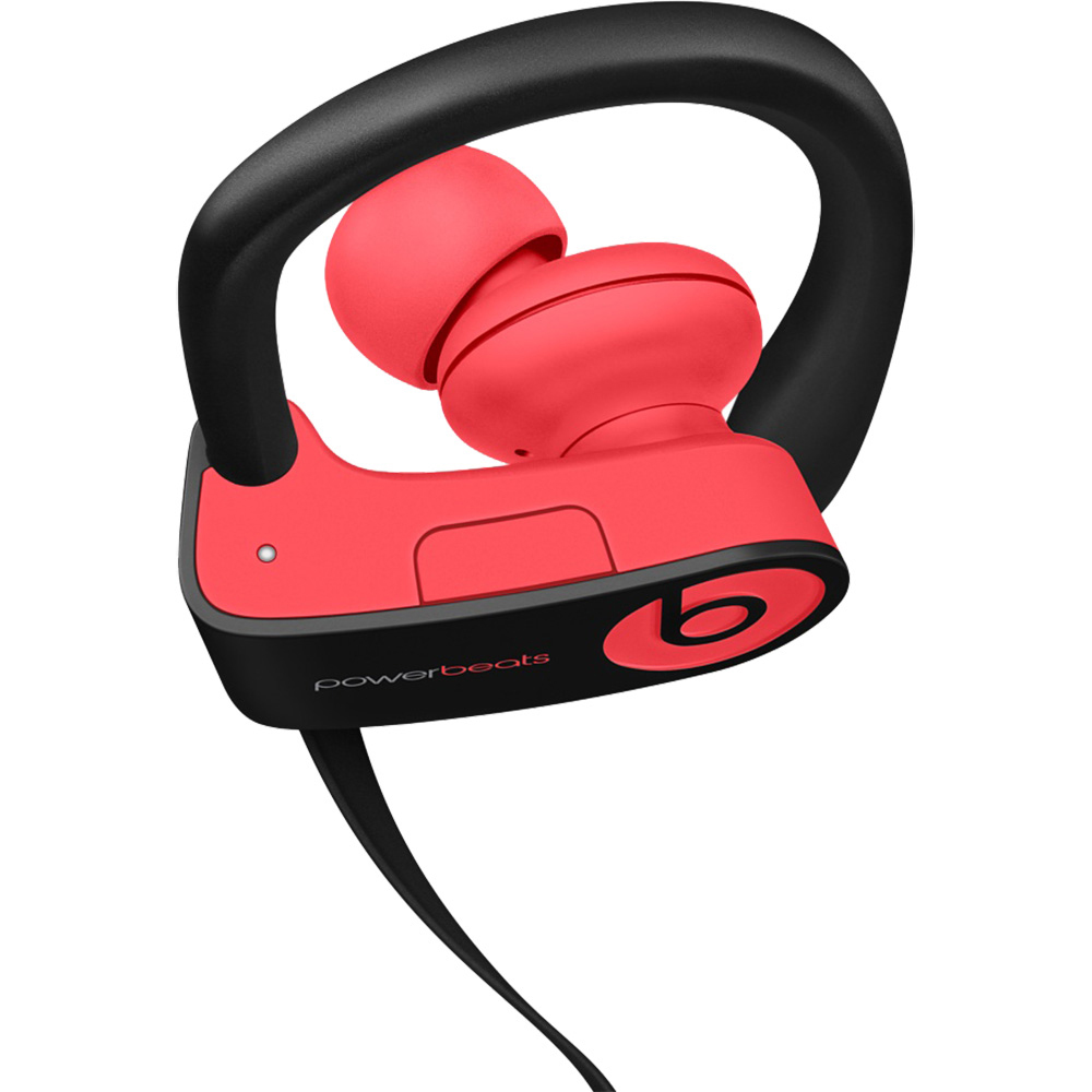 Powerbeats 3 Siren Wireless Headphones  Red
