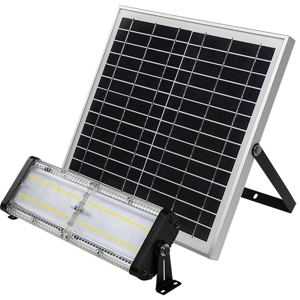50W Solar Barn Light