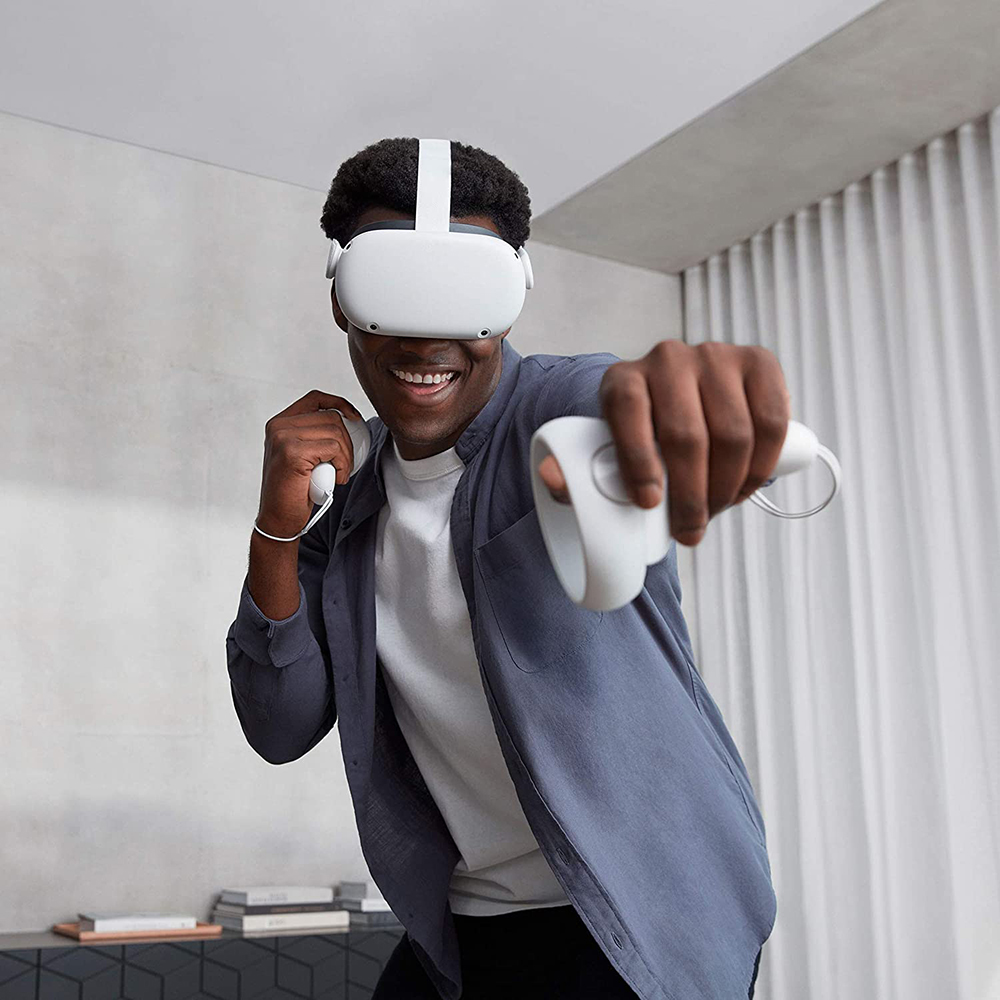 Quest 2 256GB Advanced All-in-one Virtual Reality Headset White