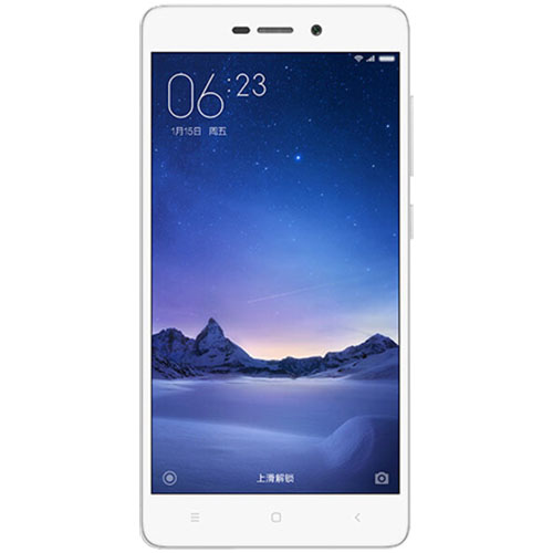 Mobile Phones Redmi 3s Dual Sim 16GB LTE 4G White 136102
