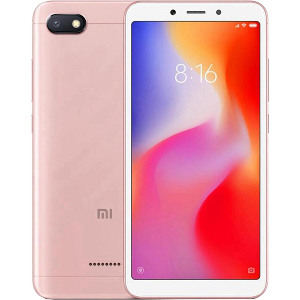 Redmi 6A  Dual Sim 16GB LTE 4G Pink