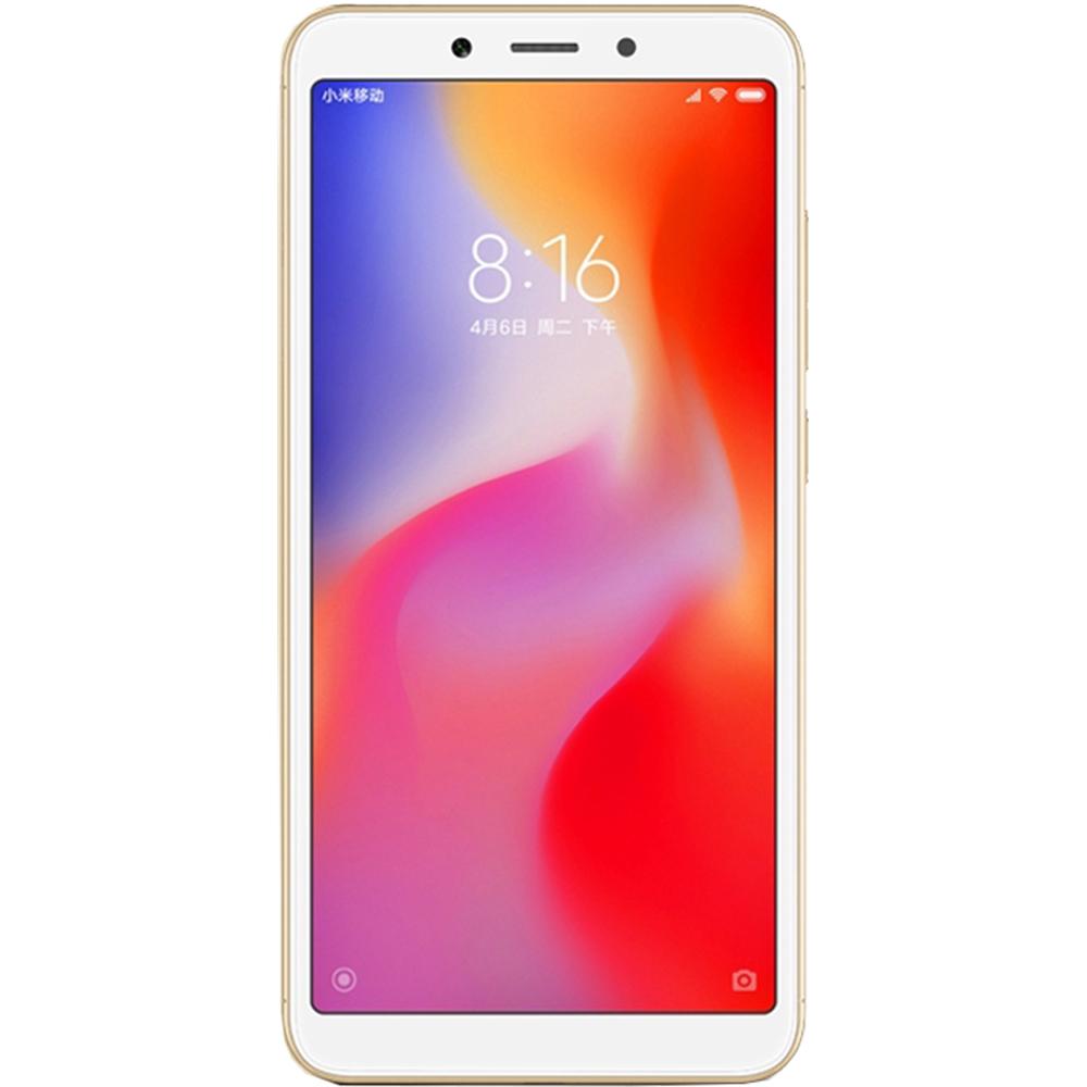 Redmi 6A Dual Sim 32GB LTE 4G Gold