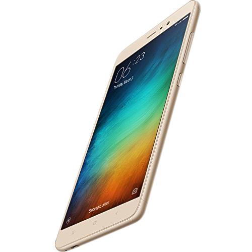 Redmi Note 3 Pro Dual Sim 16GB LTE 4G Gold 3GB RAM