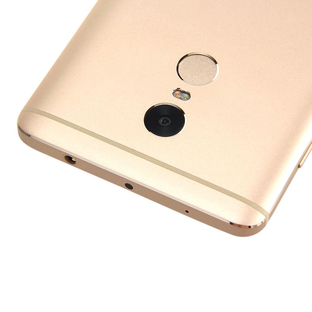 Mobile Phones Redmi Note 4 Dual Sim 64GB LTE 4G Gold 4GB RAM