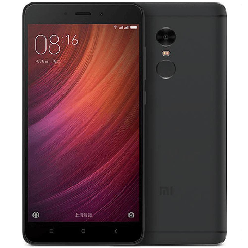 Mobile Phones Redmi Note 4 Dual Sim 64GB LTE 4G Black 4GB RAM 163157 XIAOMI...  - Daraz Life
